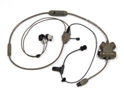 Clarus with headset