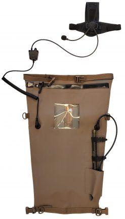 Manpack with Antenna